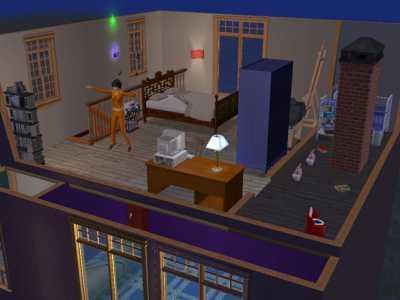 MICVILLE :: Sims 2 > Fotostories > Der Mafia-Clan ...