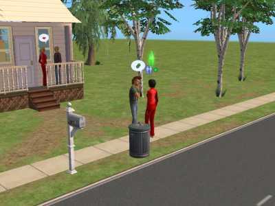 Sims 2 studenten heiraten