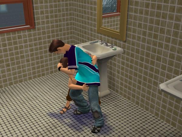 Die Sims männlich nackt
