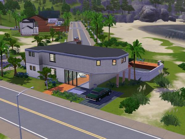 Sims  Ville Riverview