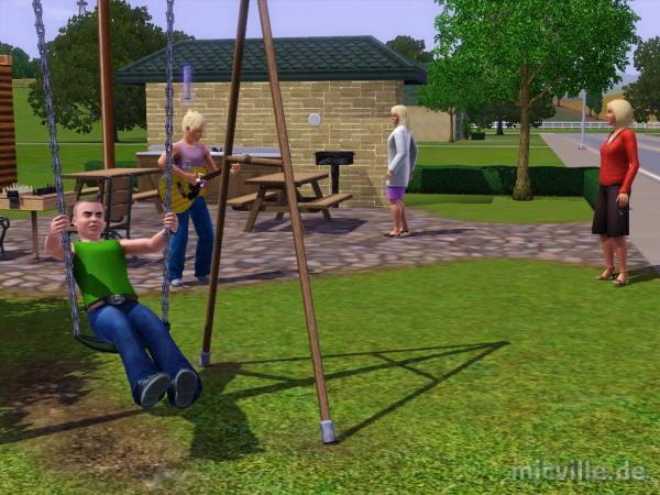 MICVILLE :: Sims 3 > Nachbarschaften > Riverview > Riverview