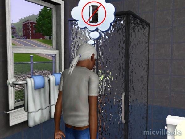 Die Dusche Ist Kaputt : rudy die dusche im erdgeschoss benutzt hat ist sie kaputt okay das ist